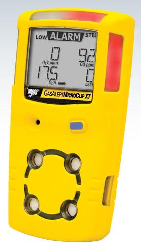 BW Gas Alert Micro Clip XT